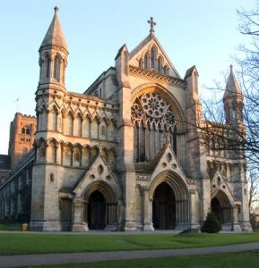 St Albans Cathedral and Park